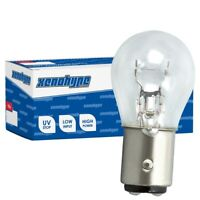 10x P21/4W XENOHYPE Premium BAZ15d 12 V 21/4 Watt Kugellampe