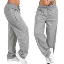 Pantalones de chándal para mujer chándal Pantalones informales Pantalones de Jogging Gym Desgaste Del Salón