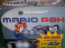 NINTENDO 64 MARIO PAK Complète Boîte Notice Expansion Pack N64 VF