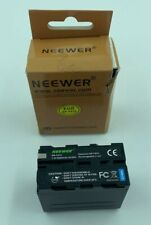 Neewer 6600mAh Li-ion Battery Replacement for Sony NP-F970 NP-F960 NP-F975