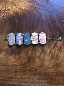 Mama's Little Babies bracelet floral