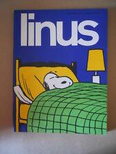 LINUS n°47 1969 Charlie Brown a Rapallo -  B.C. di Johnny Hart   [G425] BUONO
