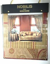"""NOBILIS Upholstery Fabric Sample Book 2006 / 17 Different Designs /13""""x16"""""""