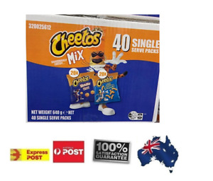 40 x 16G Cheetos Variety Pack Snack pantry FREE SHIPPING Home Office