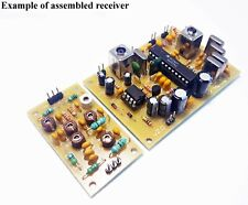 Simple Dual-band Amateur Receiver 20m/80m. Kit for assembly.