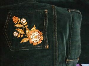 Gypsy Arnhem 12 Teal Jeans