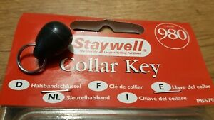 Staywell Petsafe 980 magnet cat flap magnetic replacement collar key