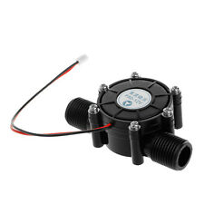 Generator 10W Micro-hydro Water Turbine Hydroelectric Charging Power DC 12V