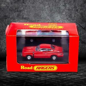 Red 1971 Valiant Charger 1:87 Scale Die Cast Model