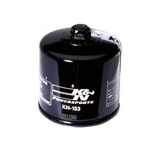 K&N Oil Filter KN-153 - Ducati 848 1098 1198 999 S4RS Hypermotard Diavel Monster