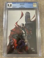 Spawn #302 Virgin Todd McFarlane Cover 9.8 CGC Image NM/MT Fast Shipping!