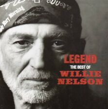 Willie Nelson - Legend: Best of [New CD] UK - Import