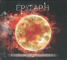Epitaph – Fire From The Soul   CD NEW