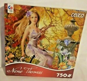 Ceaco Nene Thomas - Lost Melody Puzzle (750 Piece)NEW