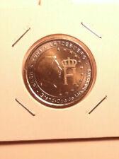 Pièces euro du Luxembourg Année 2004