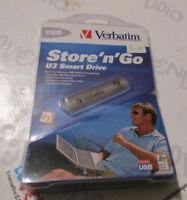 Pen Drive Store'N'Go VERBATIM U3 Smart Drive 1gb