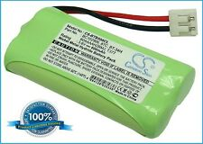 2.4 V batteria per Binatone 2110, BB500, MD1600, 2200, 2210, MD2600, Synergy 2010,