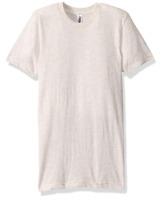 Marky G Apparel Men's Triblend USA Made Short-Sleeve Track T-Shirt (3 Pack) Med