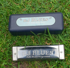 Vintage BJ Blues Folk Blues Harmonica