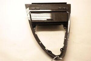 Carbon Fiber Upper Console Bezel 51458041704 Fits 2006 BMW M6 E63