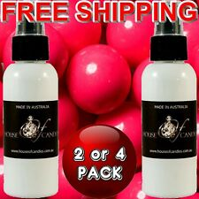 COTTON CANDY BUBBLEGUM Room Air Freshener/Linen Spray VEGAN & CRUELTY FREE