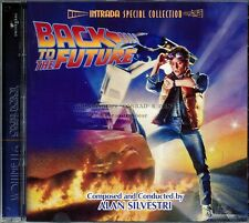 Alan Silvestri BACK TO THE FUTURE complete score Intrada Ltd 2CD sold out