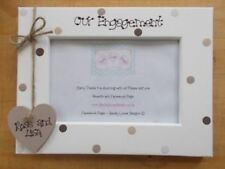 Handmade Engagement Photo & Picture Frames