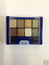 MAYBELLINE EXPERT WEAR EYE SHADOW SOPHISTICATED NEUTRALS  8 COLORS NEW.