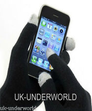 Mens Adults Touchscreen Smart Warm Gloves For Apple Iphone Ipad Mobile Phone