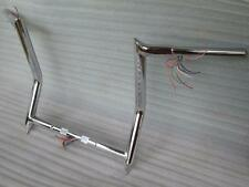 "APE HANGER HANDLEBAR 11"" 4 HARLEY TOURING STREET ELECTRA ULTRA CLASSIC GLIDE"