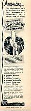 1956 Print Ad of Amazing Fan-O-Matic Automatic Radiator Fan Release Solser Seal