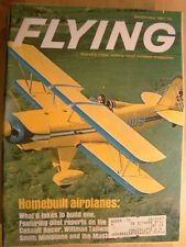 Flying Magazine September 1967  Homebuilt Airplanes