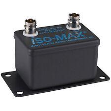 Jensen Iso-max Vb-1bb 75 Ohm BNC Composite Video Isolator