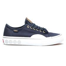 """Vans """"AV Classic Pro"""" Sneakers (Dress Blues) Men's Navy Canvas Skate Shoes"""