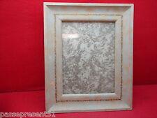 Joli ancien cadre, décor doré, 33 cm x 27 cm, Intér. 22,5 cm x 16,5 cm