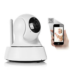 720P HD Wifi Wireless IP Camera P2P 2-way Audio CCTV Network indoor Security UK