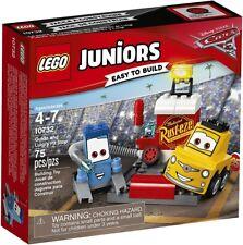 LEGO - JUNIORS CARS 3 - 10732 - L'ARRÊT AU STAND DE GUIDO ET LUIGI