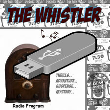 The Wistler OTR Complete Series 502 episodes mp3 files total 10GB on 16GB USB