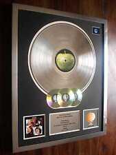 THE BEATLES LET IT BE LP MULTI PLATINUM DISC RECORD AWARD ALBUM