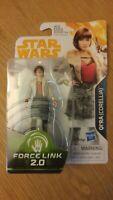 QI'RA Corellia Figure Star Wars SOLO Movie Force Link Qira 3.75 inch