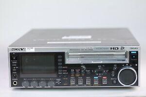 Sony PDW-F70 HD XDCAM Professional Disc Recorder Deck