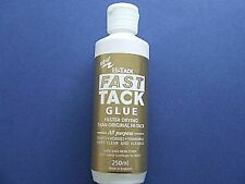 Fast Tack Quick Stick & Very Sticky PVA Glue - 250ml | Craft Adhesives