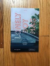 Alec Soth: Lonely Boy Mag #2 As New, First Edition, Little Brown Mushroom, 2011