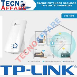 Range Extender Ripetitore di Segnale Universale WiFi 300Mbps TP-LINK TL-WA850RE