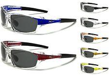 Mens XLoop Polarized Sunglasses Wrap Around 100% UV400 Protection Sports Glasses