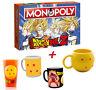 Monopoly Dragon Ball Z + Zusatzartikel Jeu de Société Dragonball Neuf