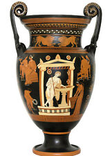 Volute Krater Vase Ancient Greek Museum Replica Reproduction