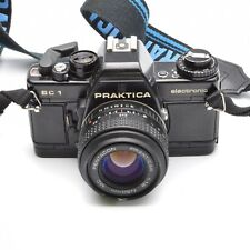 Praktica BC 1 Electronic 35mm SLR Camera with PRAKTICAR 50mm f/1.8 Lens