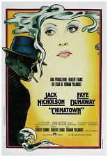 Chinatown Movie Poster 24x36 Inch Wall Art Print - Frame Ready (1974) Classic