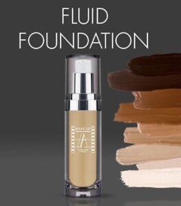 Waterproof Foundation - Make-Up Atelier Paris
